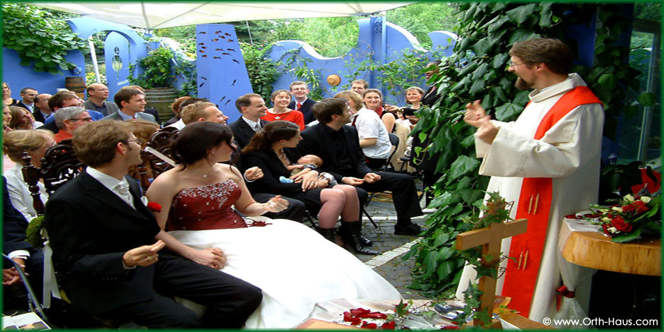 Hochzeitsfeier Bonn